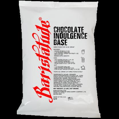 chocolate base, base mix