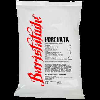 horchata mix, horchata, horchata foodservice, horchata vendpack