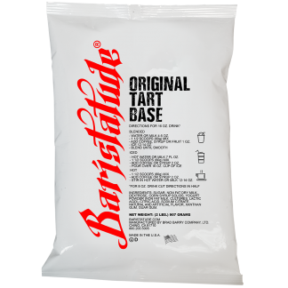 original base, tart base, base mix