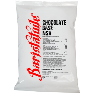 chocolate base, chocolate base nsa, no sugar added